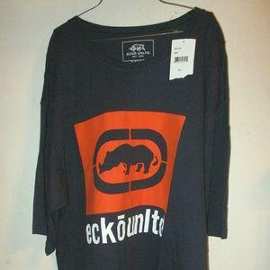 Ecko rhino t shirt men's 2XLT  NWT